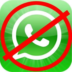 whatsapp onder werktijd